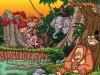 Fond d'écran Jungle